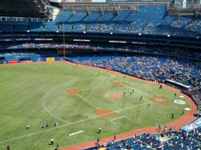 Rogers Centre section 533