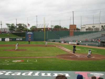 Cooley Law School Stadium section M