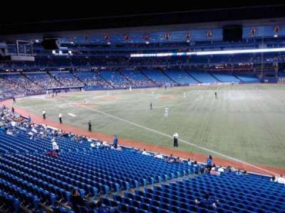 Rogers Centre, section: 113c concourse