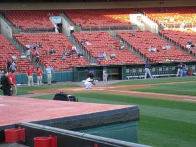 Coca-Cola Field, section: 116, row: C, seat: 23