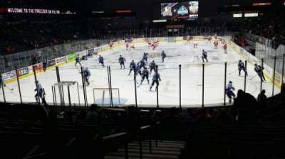 Van Andel Arena, section: 128, row: R, seat: 12
