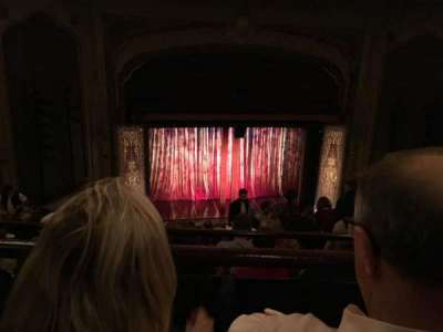 Golden Gate Theatre section Balcony