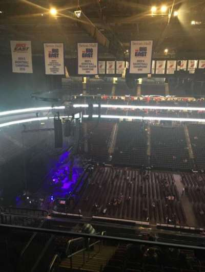 Prudential Center, section: 228, row: 3, seat: 4
