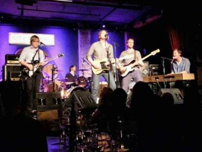 City Winery section Premier