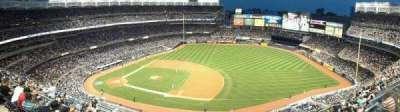 Yankee Stadium, section: 414, row: 1, seat: 20