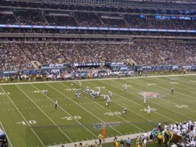 MetLife Stadium  section 218
