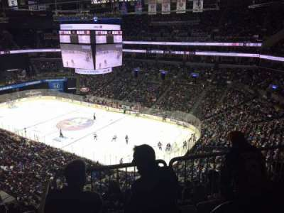 Barclays Center, section: 220, row: 10, seat: 11