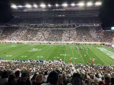 Spartan Stadium section 7