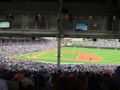 Wrigley Field, section: 229, row: 22, seat: 1