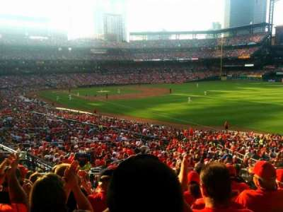 Busch Stadium section 133