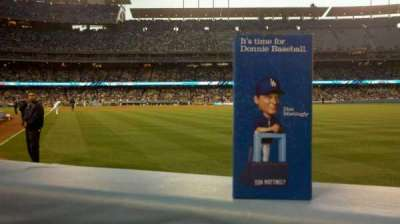 Dodger Stadium section 50FD