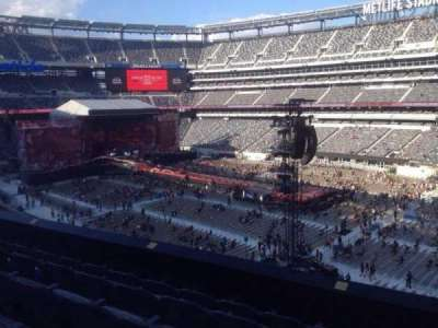 MetLife Stadium  section 234
