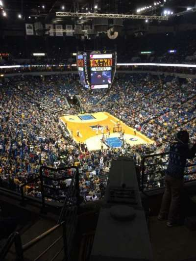 Target Center, section: 223, row: E, seat: 5