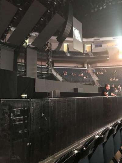 Infinite Energy Arena section Floor 5