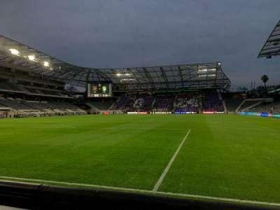 Banc of California Stadium, section: 120, row: B, seat: 21
