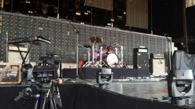 Hollywood Casino Amphitheatre (Tinley Park), section: 103, row: A