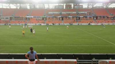BBVA Compass Stadium, section: 127, row: g, seat: 2