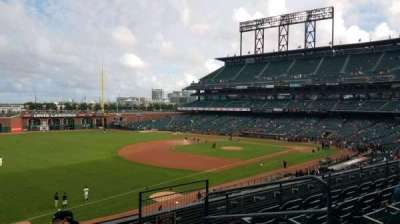 Oracle Park section 229