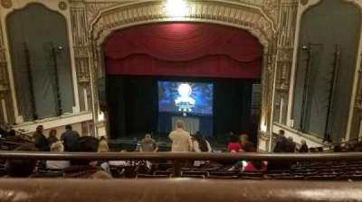 Golden Gate Theatre section Balcony RC