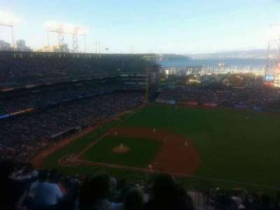 AT&T Park section 307
