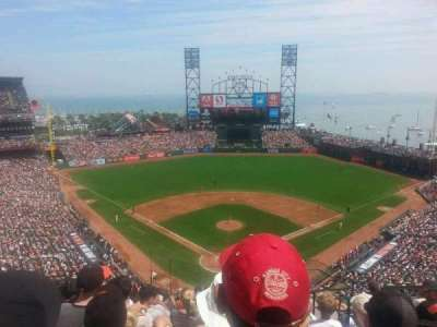 AT&T Park, section: 315, row: 9, seat: 3