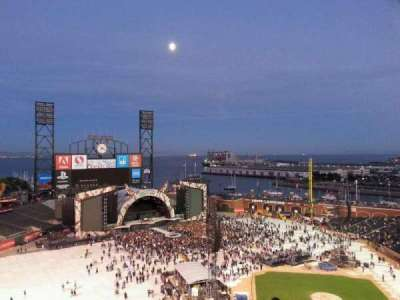 AT&T Park, section: 323, row: 7, seat: 24