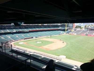 Oracle Park section Suite 1