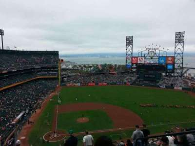 AT&T Park, section: 311, row: 11, seat: 3