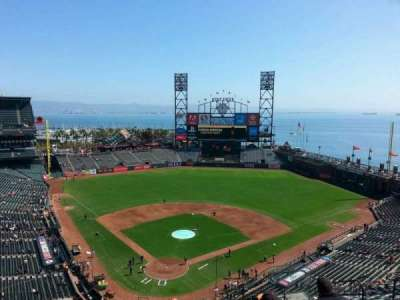 AT&T Park, section: 314, row: 11, seat: 10