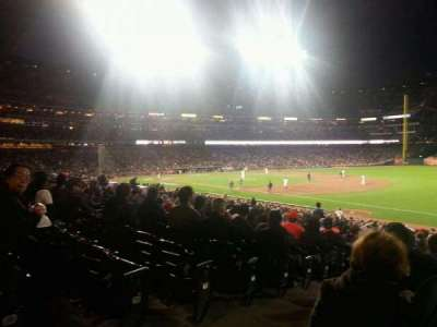 AT&T Park section 102