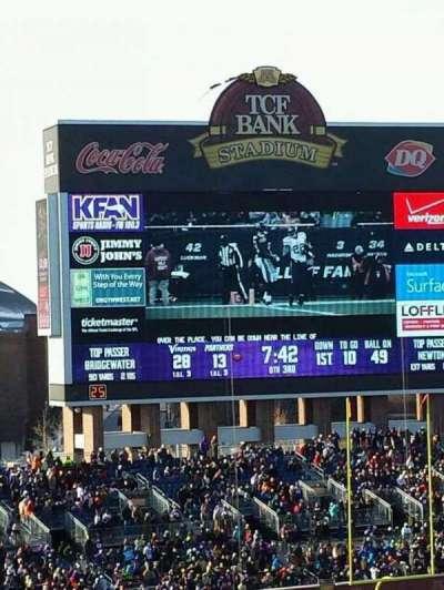 TCF Bank Stadium, section: 235, row: 11, seat: 18