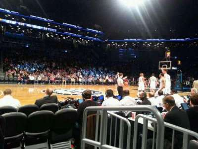 Barclays Center section 9