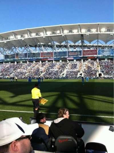 Talen Energy Stadium section 105