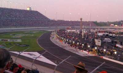 Kentucky Speedway, section: Grandstand 1, row: 13, seat: 13