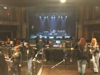 Agora Theater & Ballroom section GA