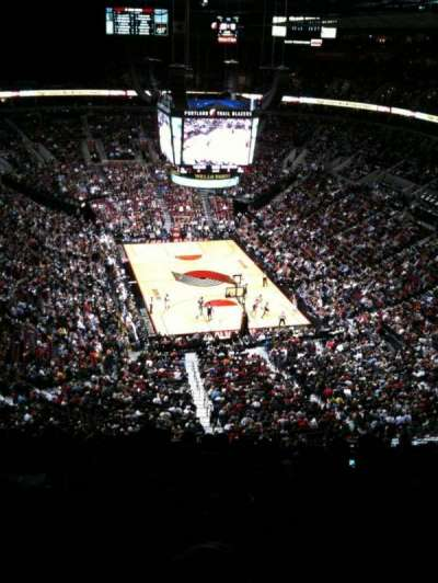 Moda Center section 328