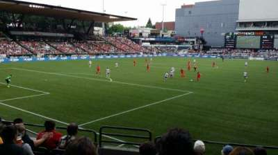 Providence Park, section: 111, row: G, seat: 2