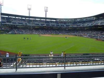 PNC Park section 237