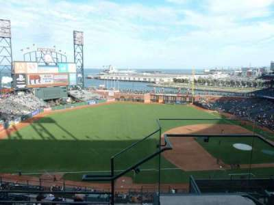 AT&T Park, section: 326, row: 2, seat: 1