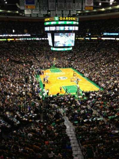 TD Garden section Bal 309