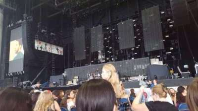 MidFlorida Credit Union Amphitheatre, section: 3, row: K, seat: 3