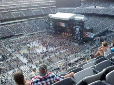 MetLife Stadium, section: 316, row: 9, seat: 15