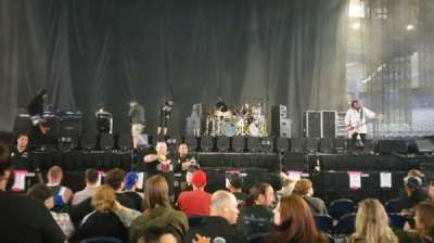 Allstate Arena, section: 1, row: 7, seat: 29