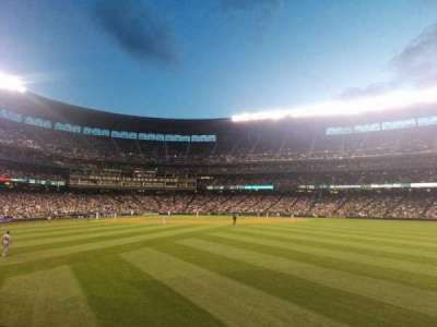 Safeco Field, section: 106, row: 24, seat: 1