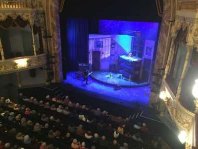 Everyman Theatre, section: Upper Circle, row: A, seat: 30