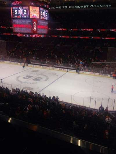 Wells Fargo Center, section: Suite 77, row: 2, seat: 8