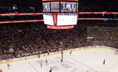Wells Fargo Center section 211