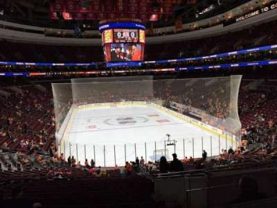 Wells Fargo Center, section: cc118, row: 2, seat: 21