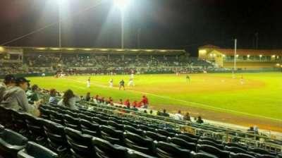 Osceola County Stadium section 219
