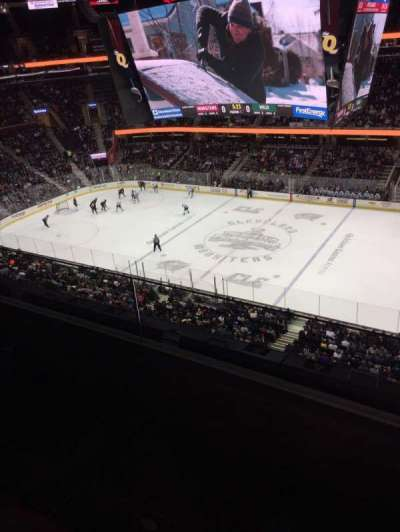 Quicken Loans Arena, section: 210, row: 2, seat: 16